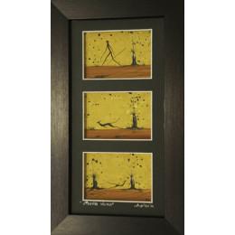 3 in 1 Original Paintings