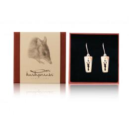 Bandicoot Earrings