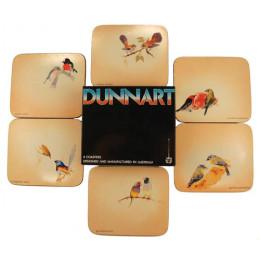 Dunnart Coasters Birds