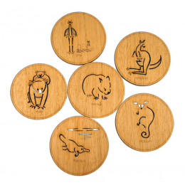 Timber Coasters