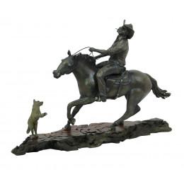 Stockman and Dog
