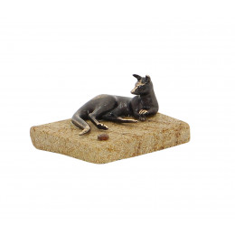 Kangaroo Small on Stone