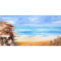 'At Bushranges Bay' 0.6m x 1.2m